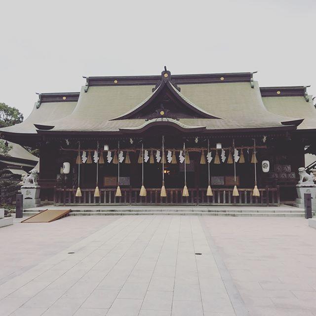 今日はラボからのお届けではなく#小倉祇園 #八坂神社 からのお届けです